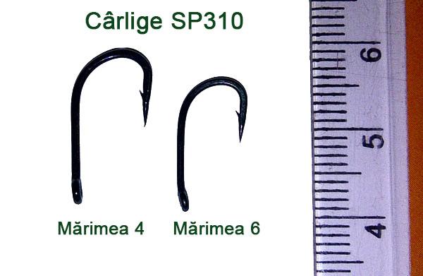 Cârlige pentru pescuitul la crap – Mărimi recomandate