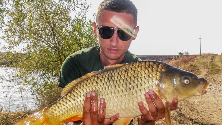 Aventuri la pescuit cu Quest Baits