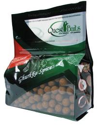 boilies ghurkka spice ambalaj 1kg