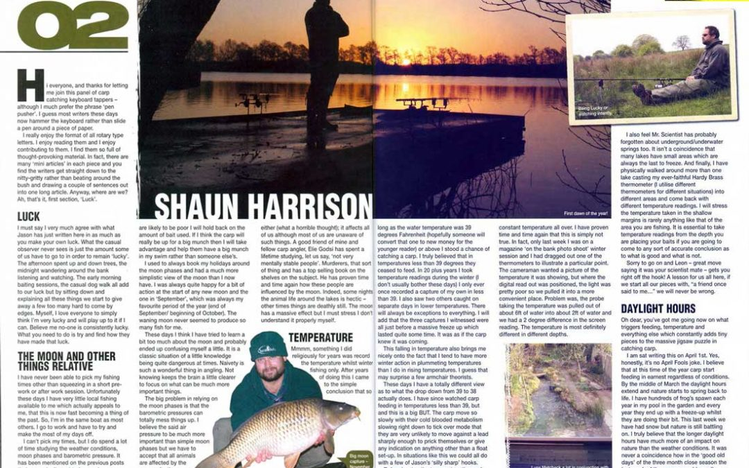 The Carpology Rotary Letter