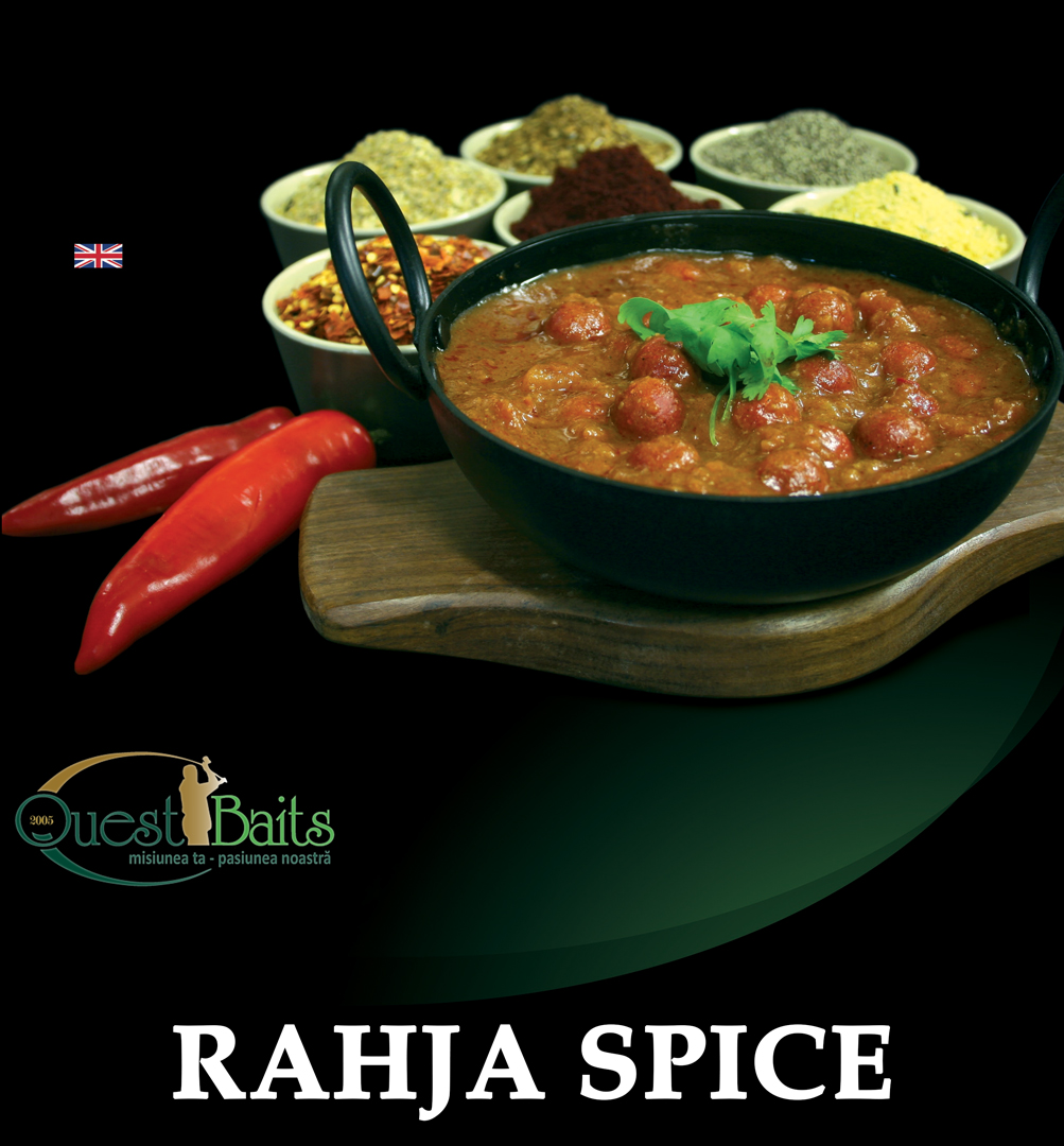 boilies Rahja Spice - Quest Baits