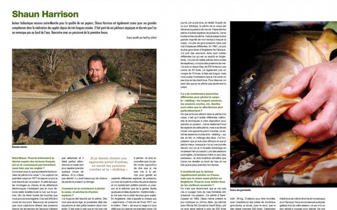 Interview Shaun Harrison