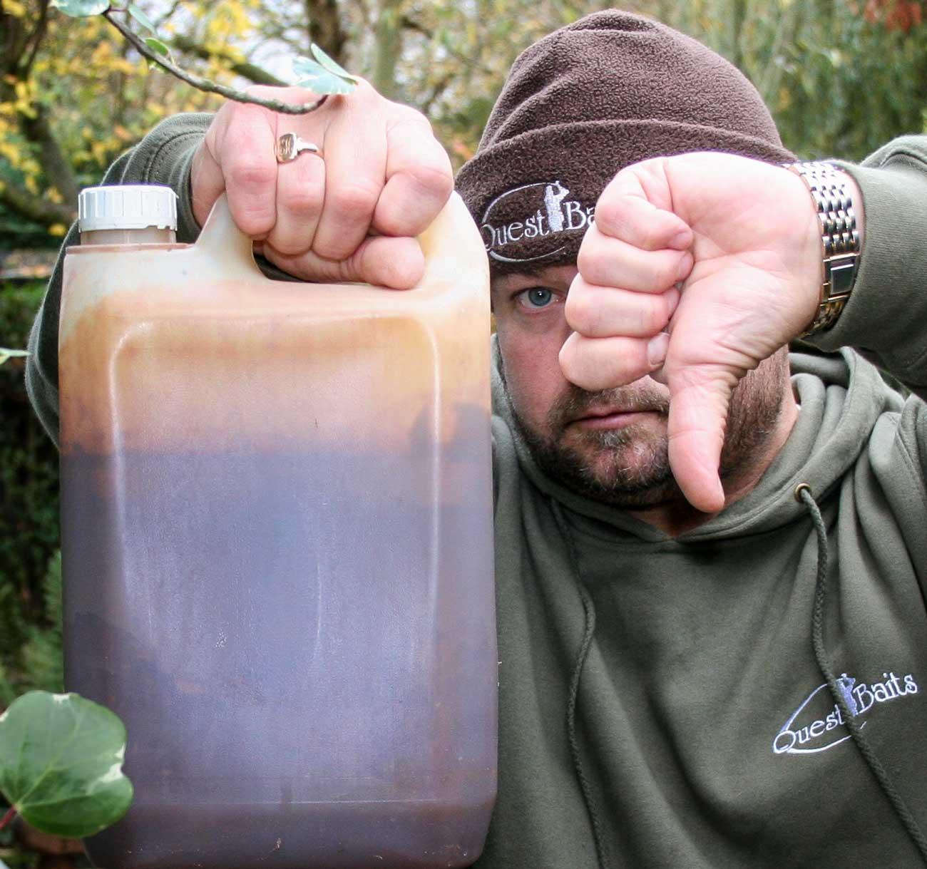 uleiuri pentru momeli crap apa rece