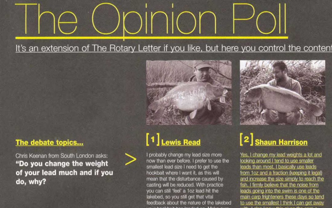 The opinion poll