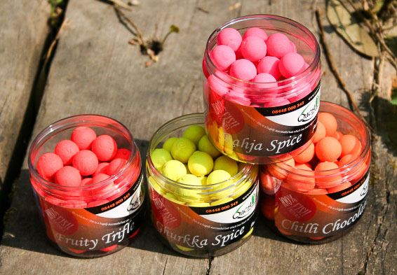 Boilies Pop Up Fluo Pescuit