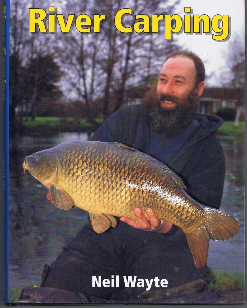 cartea Pescuit la crap pe râu