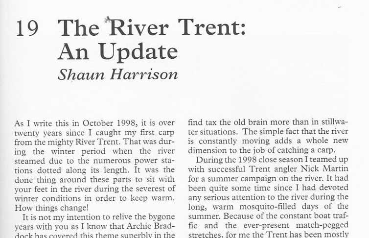 Extras scurt din carte cu Shaun Harrison