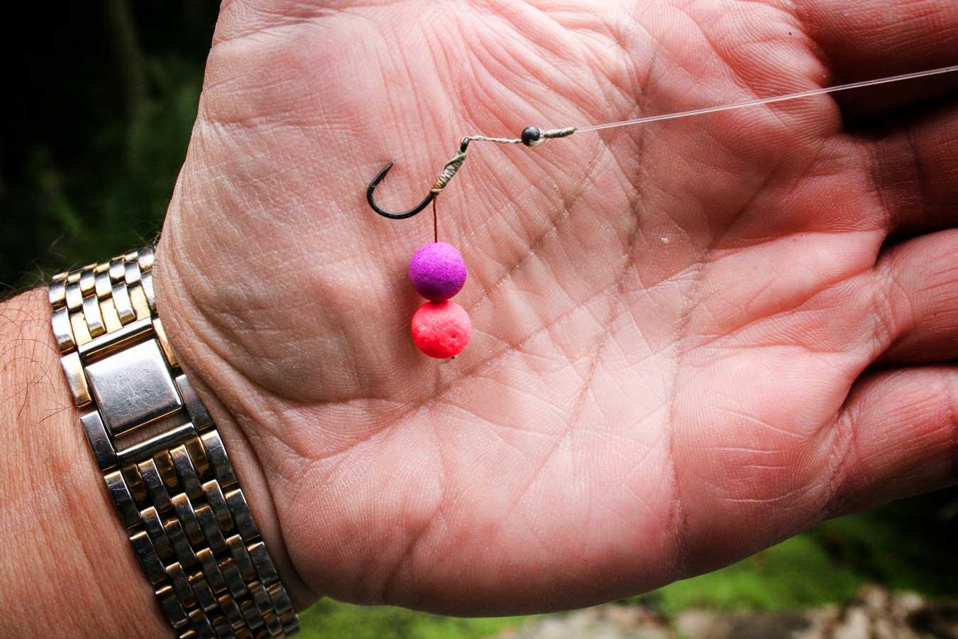 momeala pentru pescuitul la crap primavara